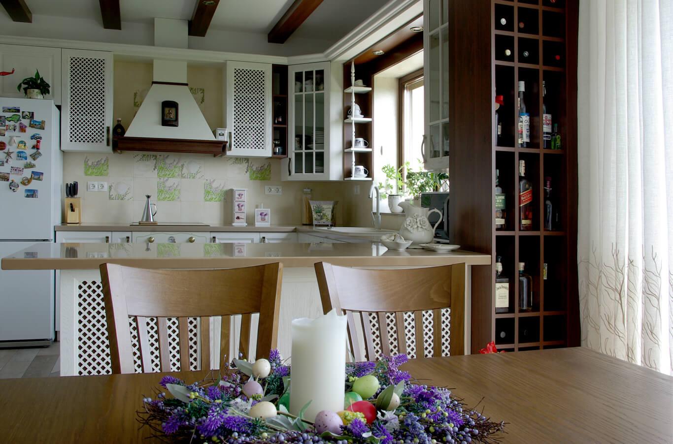 Бодилукс трапезария готова за гости