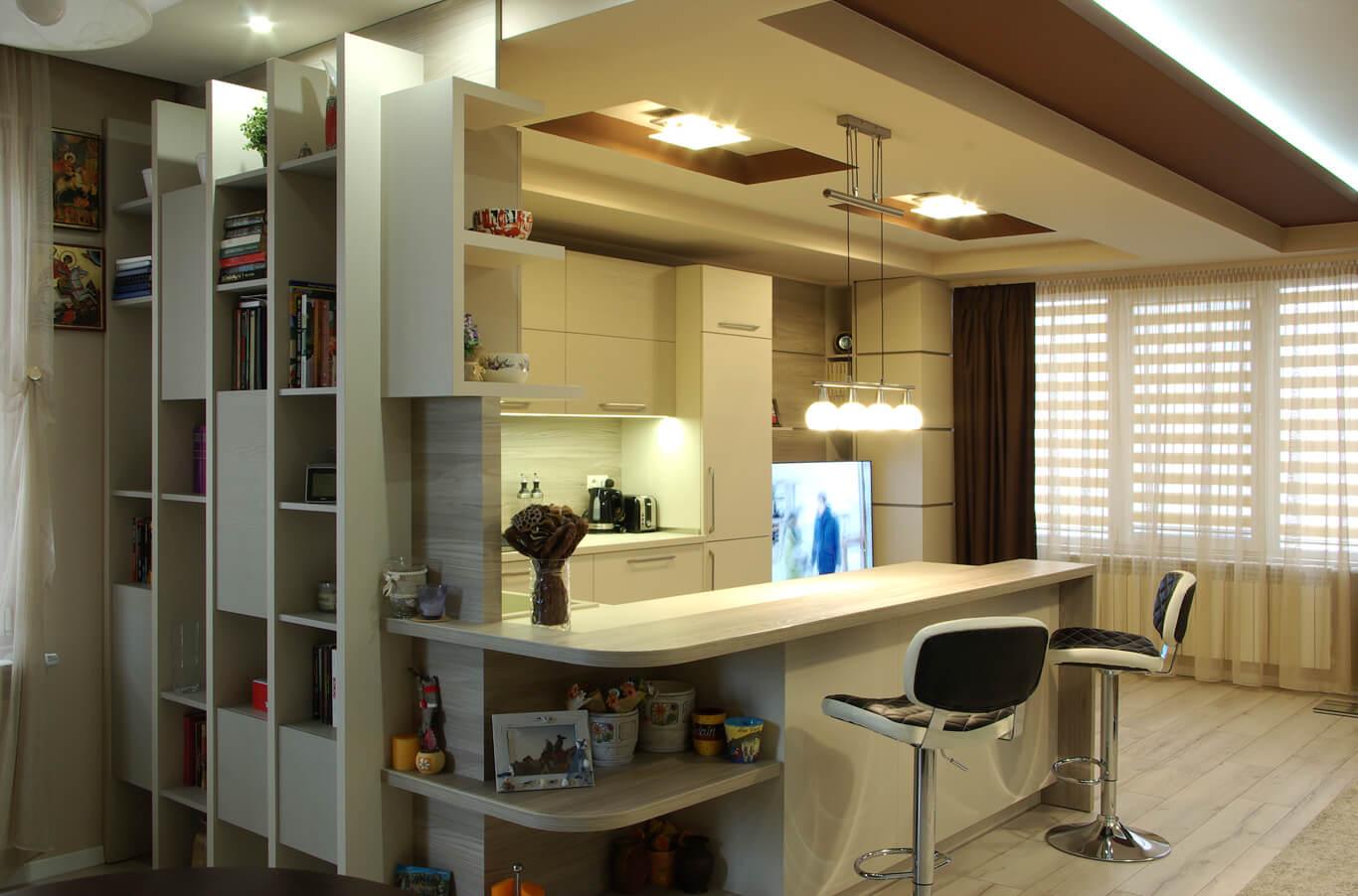 дизайнерски идей за кухня