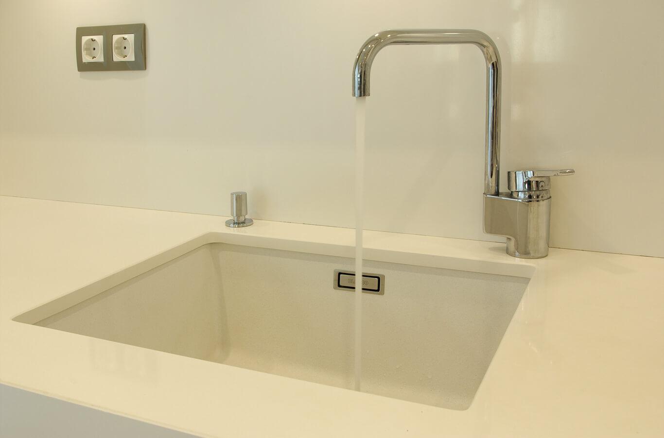 луксозна кухненска мивка