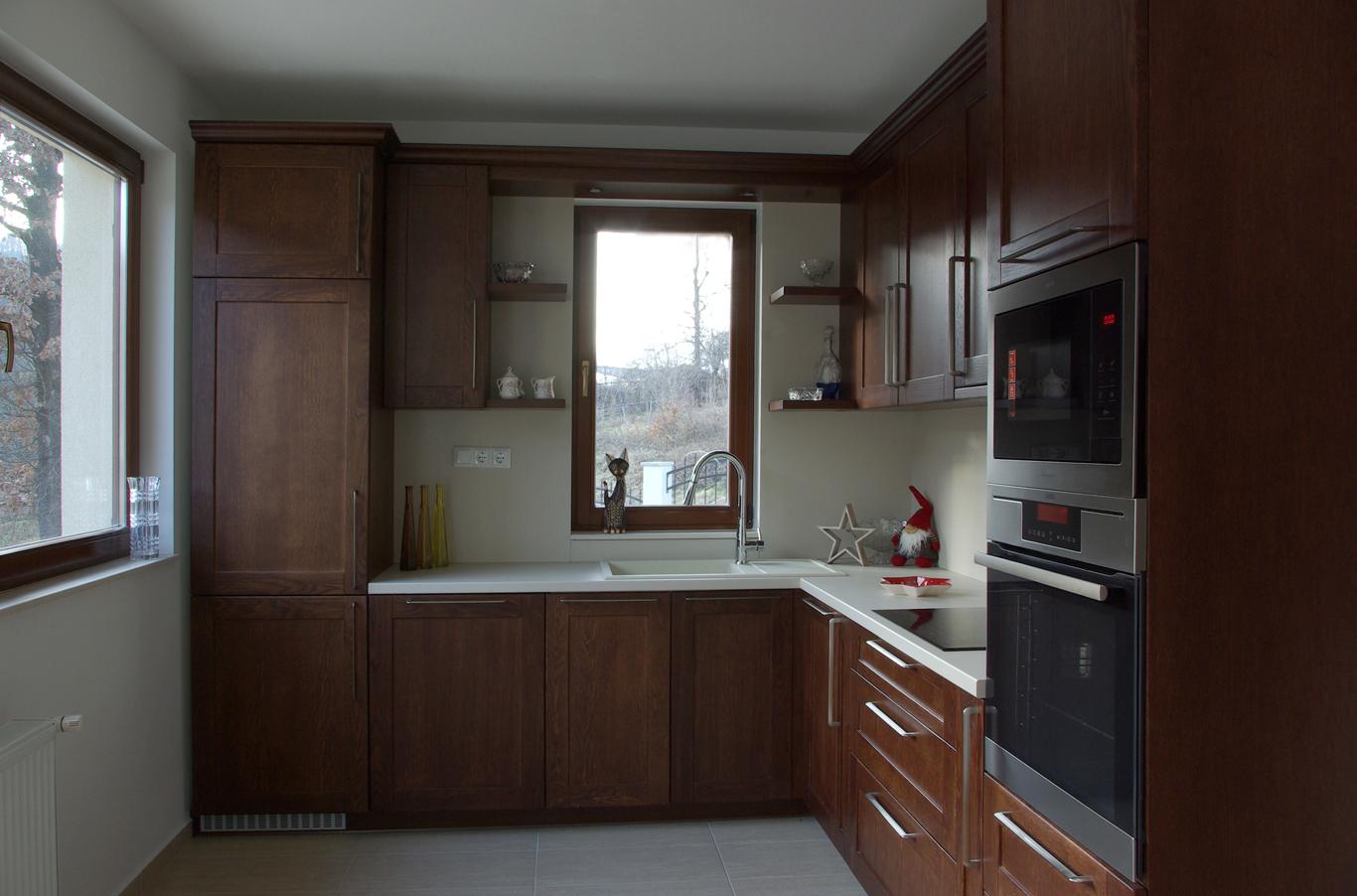 кухненски вратички от дърво