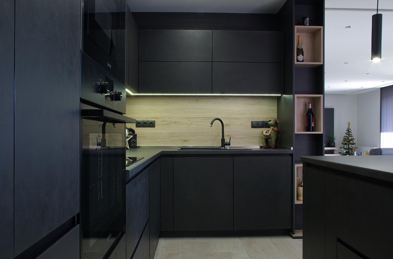 луксозна кухня