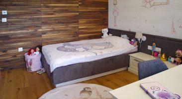 Тапицирано легло за дете