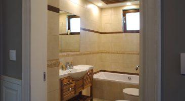 Дизайн на класическа баня